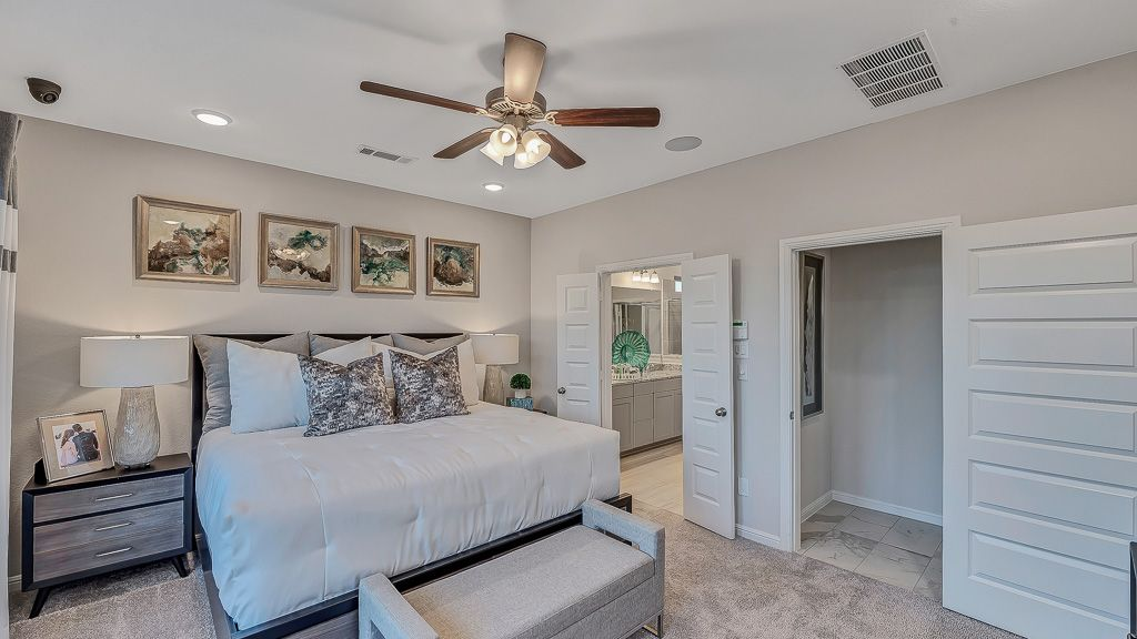 Bedroom featured in the Sable By Taylor Morrison in Houston, TX