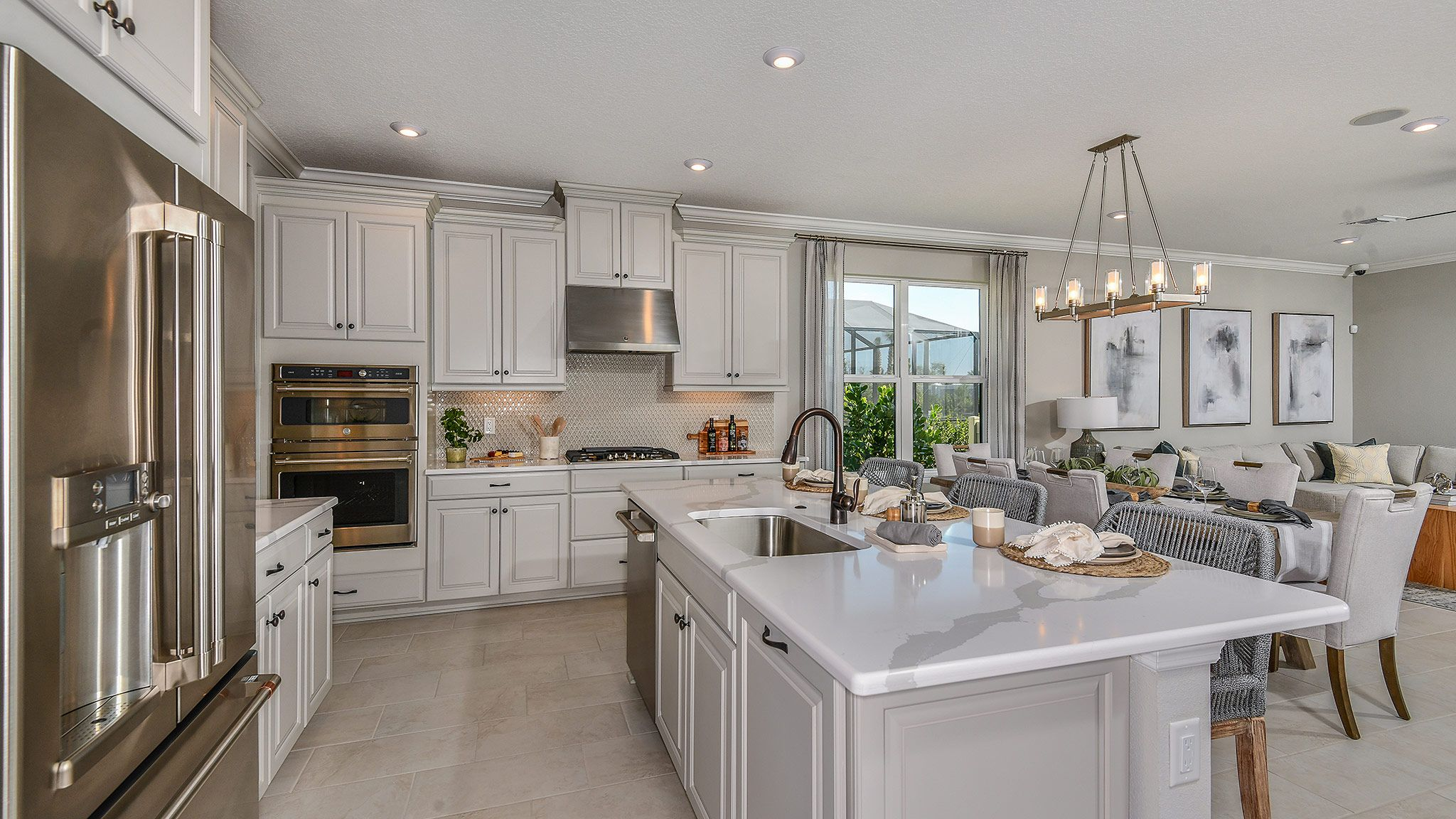 Kitchen featured in the Antigua By Taylor Morrison in Sarasota-Bradenton, FL