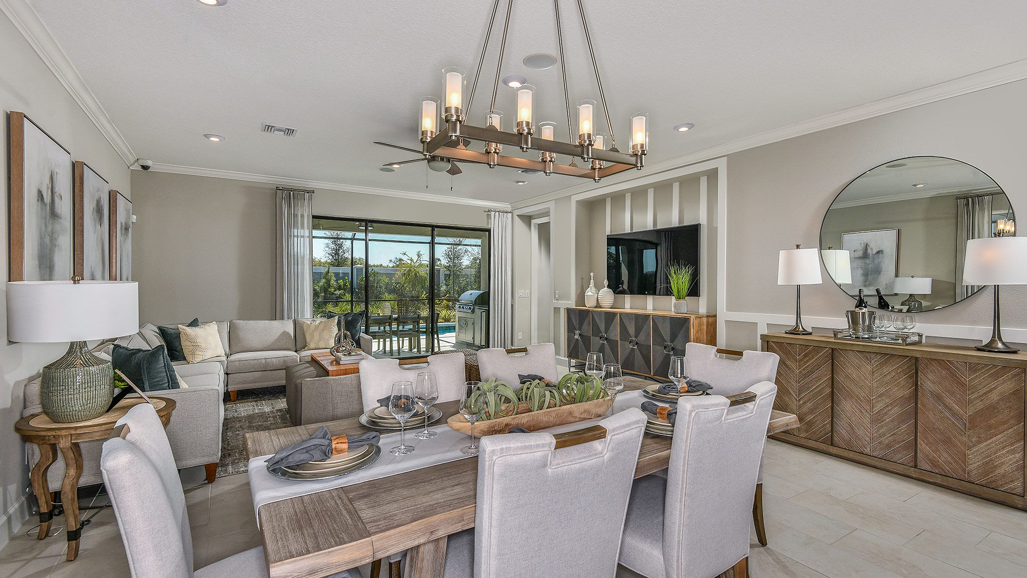 Living Area featured in the Antigua By Taylor Morrison in Sarasota-Bradenton, FL
