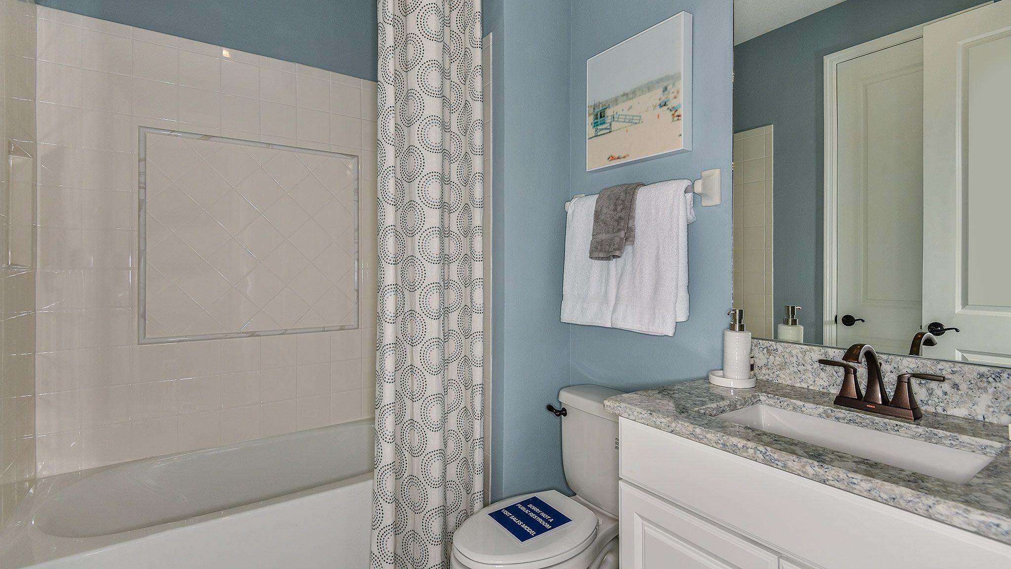 Bathroom featured in the Antigua By Taylor Morrison in Sarasota-Bradenton, FL