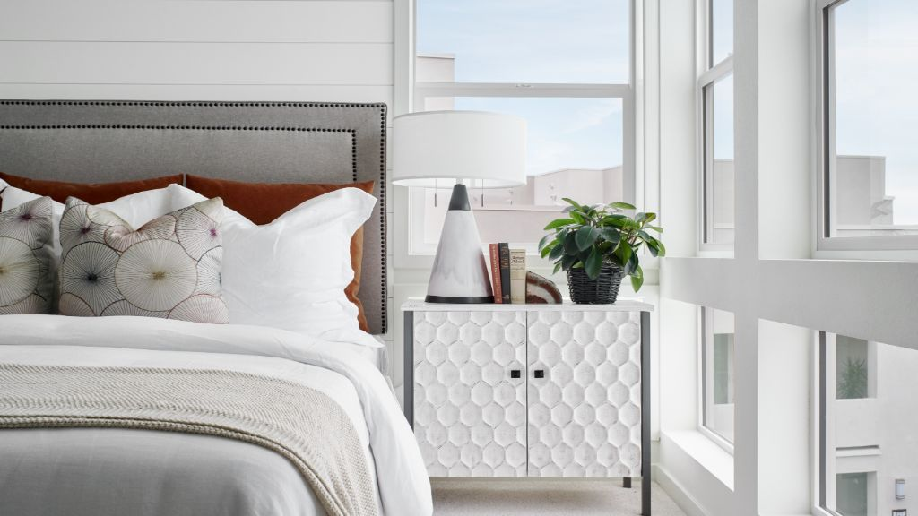 Bedroom featured in the Residence 1  WLH By Taylor Morrison in Orange County, CA