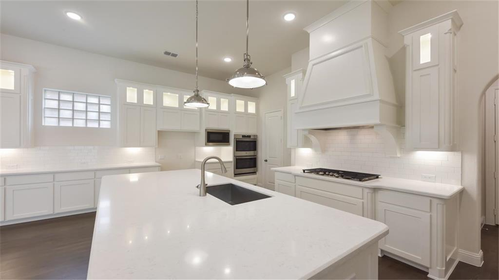 Kitchen featured in the 3571 Plan By Darling  Homes in Dallas, TX