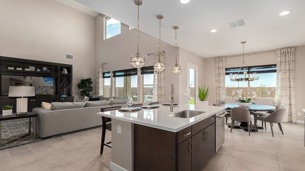 Living Area featured in the Revere By Taylor Morrison in Phoenix-Mesa, AZ