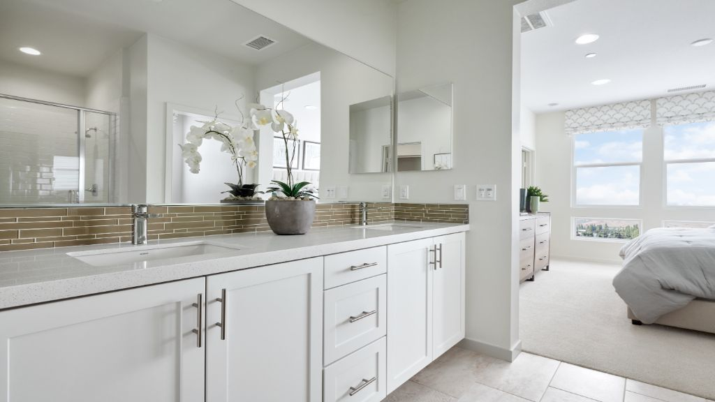 Bathroom featured in the Residence 3 WLH By Taylor Morrison in Orange County, CA