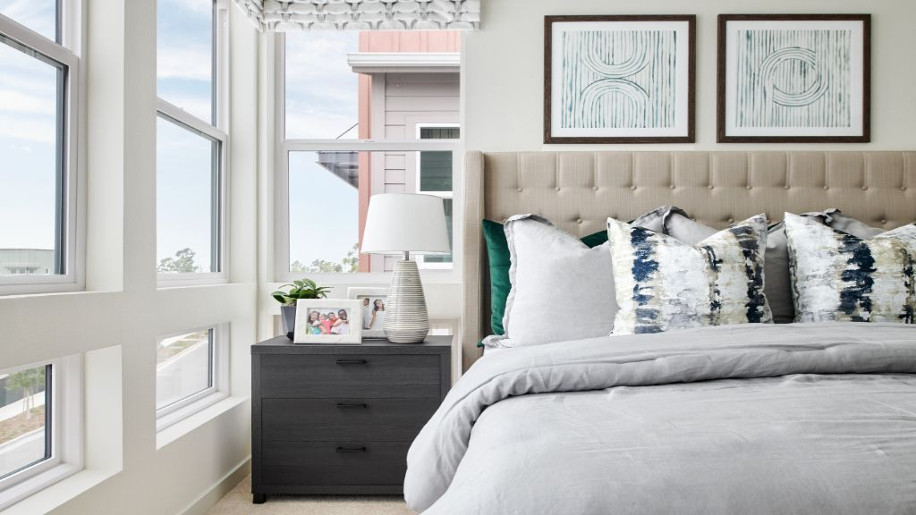 Bedroom featured in the Residence 3 WLH By Taylor Morrison in Orange County, CA