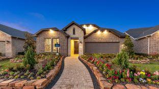 Dovetail - Bonterra at Cross Creek Ranch 50s: Fulshear, Texas - Taylor Morrison