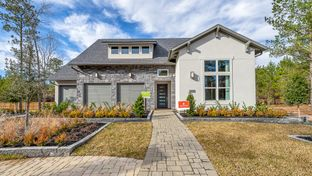 4907 - Bonterra at Woodforest 60s: Montgomery, Texas - Darling  Homes