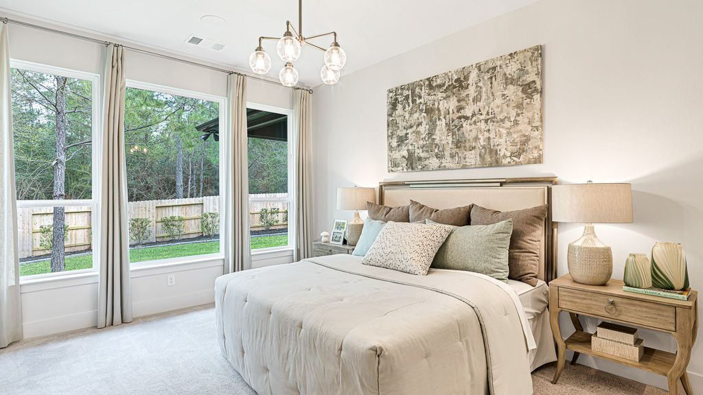 Bedroom featured in the 1501 By Darling  Homes in Houston, TX