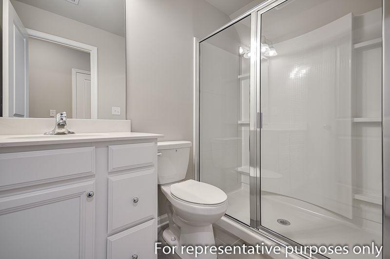 Bathroom featured in the Rainier By Taylor Morrison in Atlanta, GA