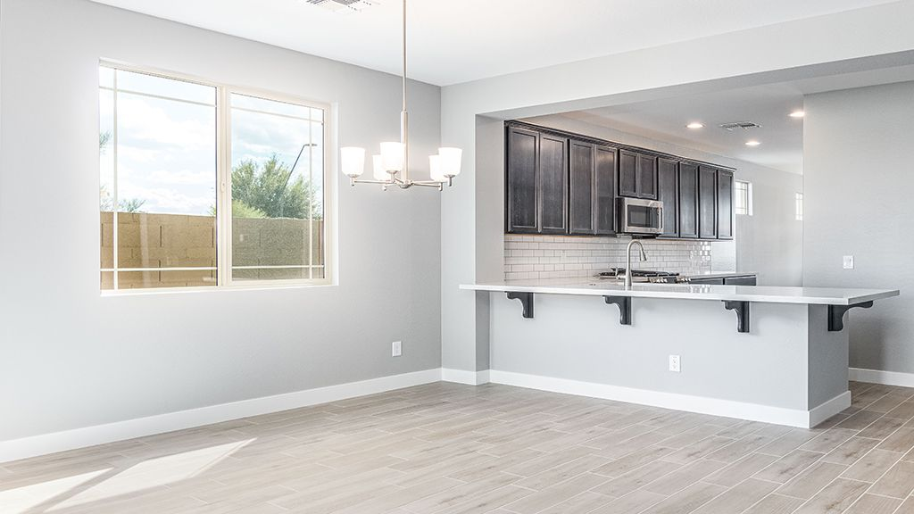 Kitchen featured in the Edmonton By Taylor Morrison in Phoenix-Mesa, AZ