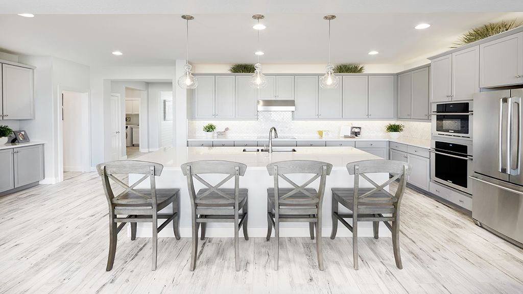 Kitchen featured in the 45-RM2 By Taylor Morrison in Phoenix-Mesa, AZ