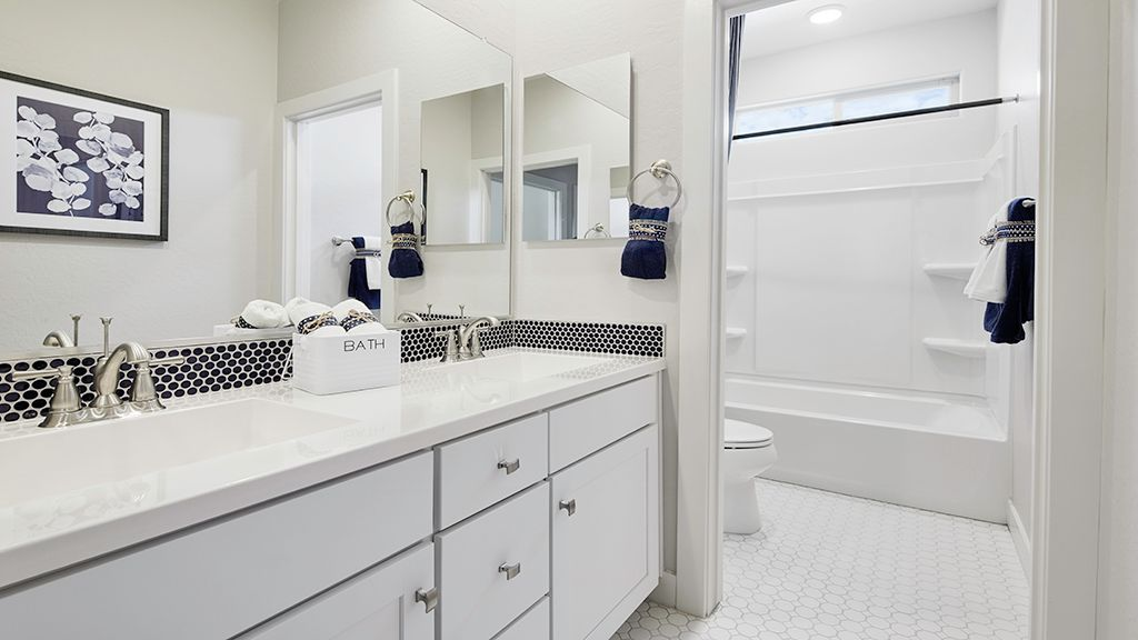 Bathroom featured in the 45-RM6 By Taylor Morrison in Phoenix-Mesa, AZ