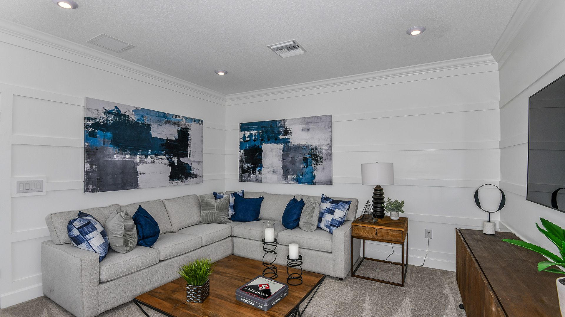 Living Area featured in the Anastasia By Taylor Morrison in Sarasota-Bradenton, FL