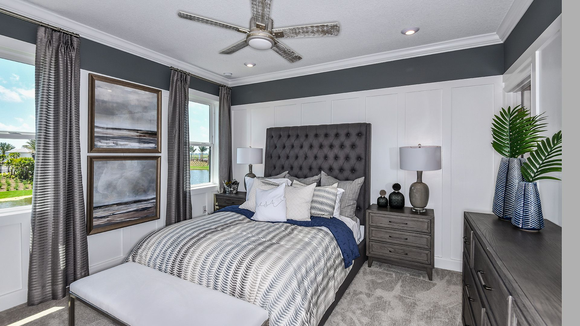 Bedroom featured in the Anastasia By Taylor Morrison in Sarasota-Bradenton, FL