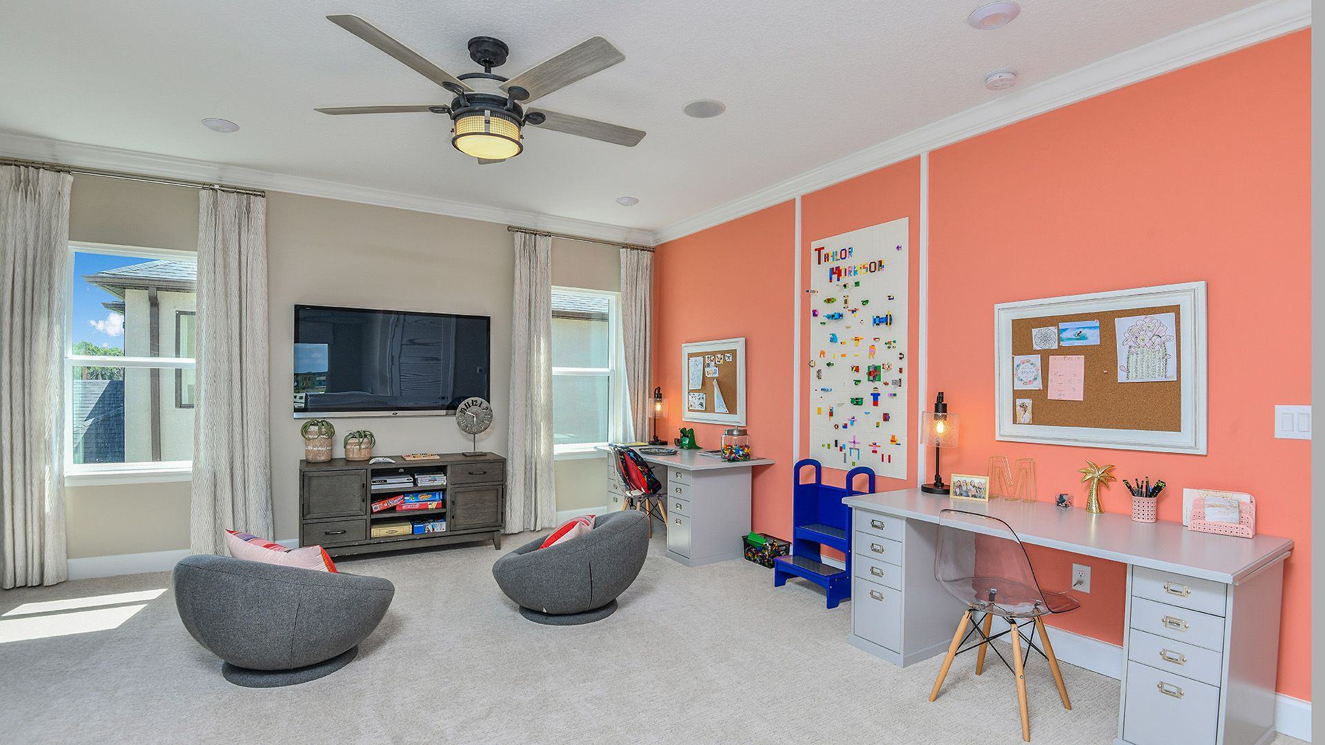 Living Area featured in the Boca Grande By Taylor Morrison in Sarasota-Bradenton, FL