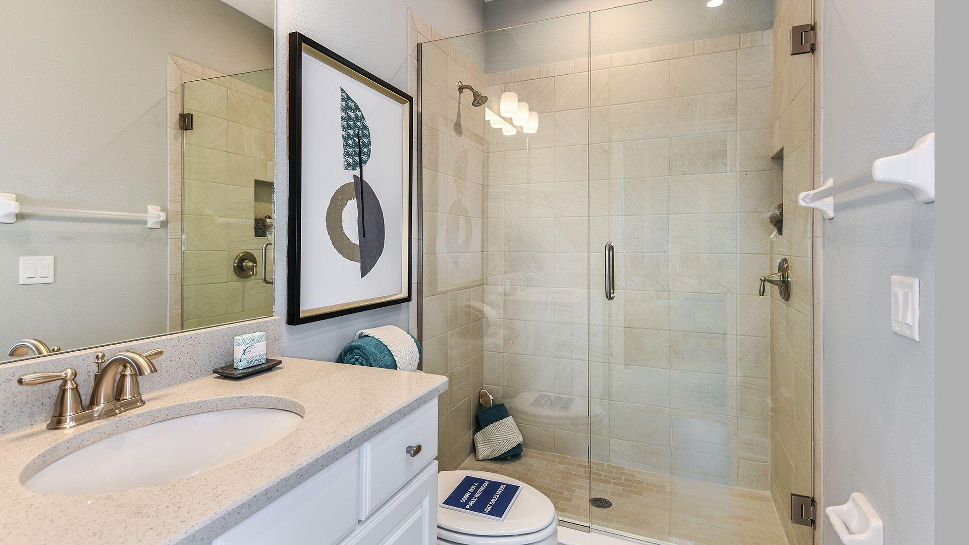 Bathroom featured in the Bonaire By Taylor Morrison in Sarasota-Bradenton, FL