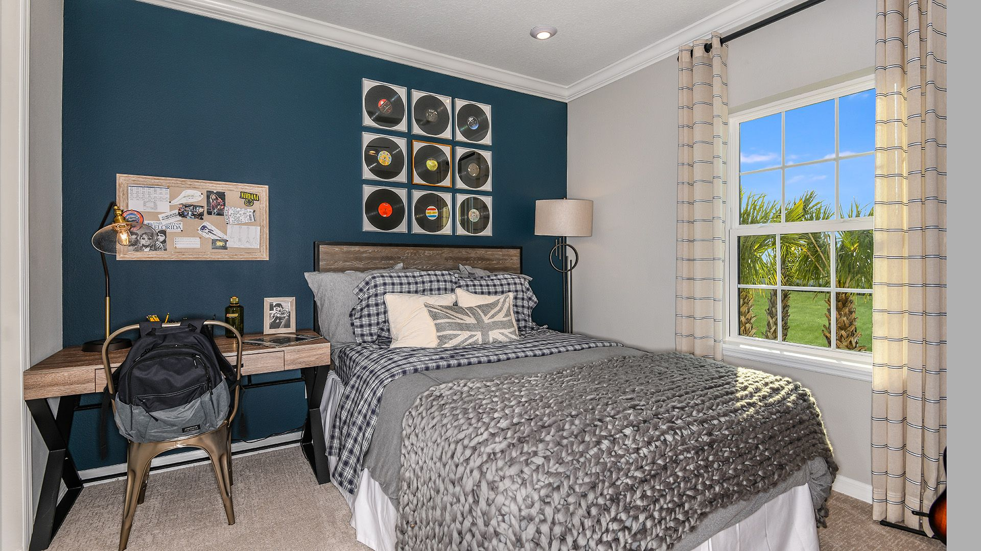 Bedroom featured in the Sand Key By Taylor Morrison in Sarasota-Bradenton, FL