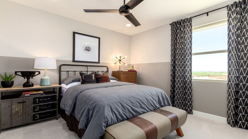 Bedroom featured in the Sunrose By Taylor Morrison in Phoenix-Mesa, AZ