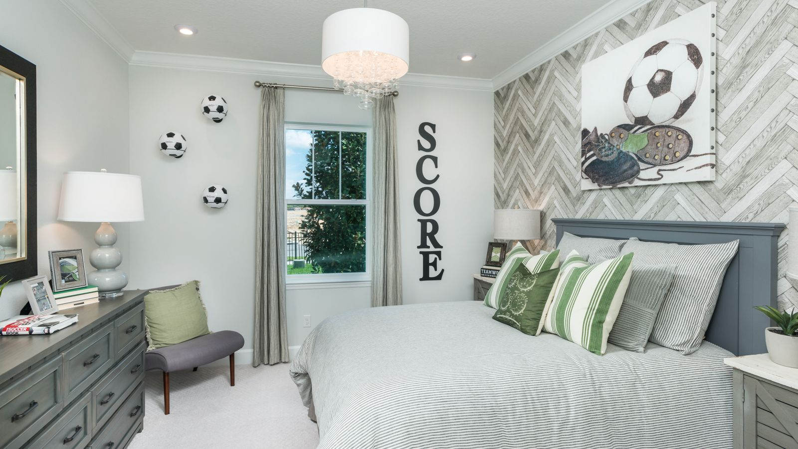 Bedroom featured in the Amelia Traditional Plan By Taylor Morrison in Orlando, FL