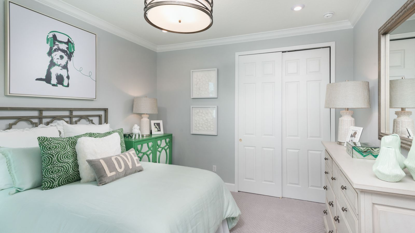 Bedroom featured in the Amelia By Taylor Morrison in Orlando, FL