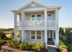 Baldwin HW - Enclave at Hamlin: Winter Garden, Florida - Taylor Morrison