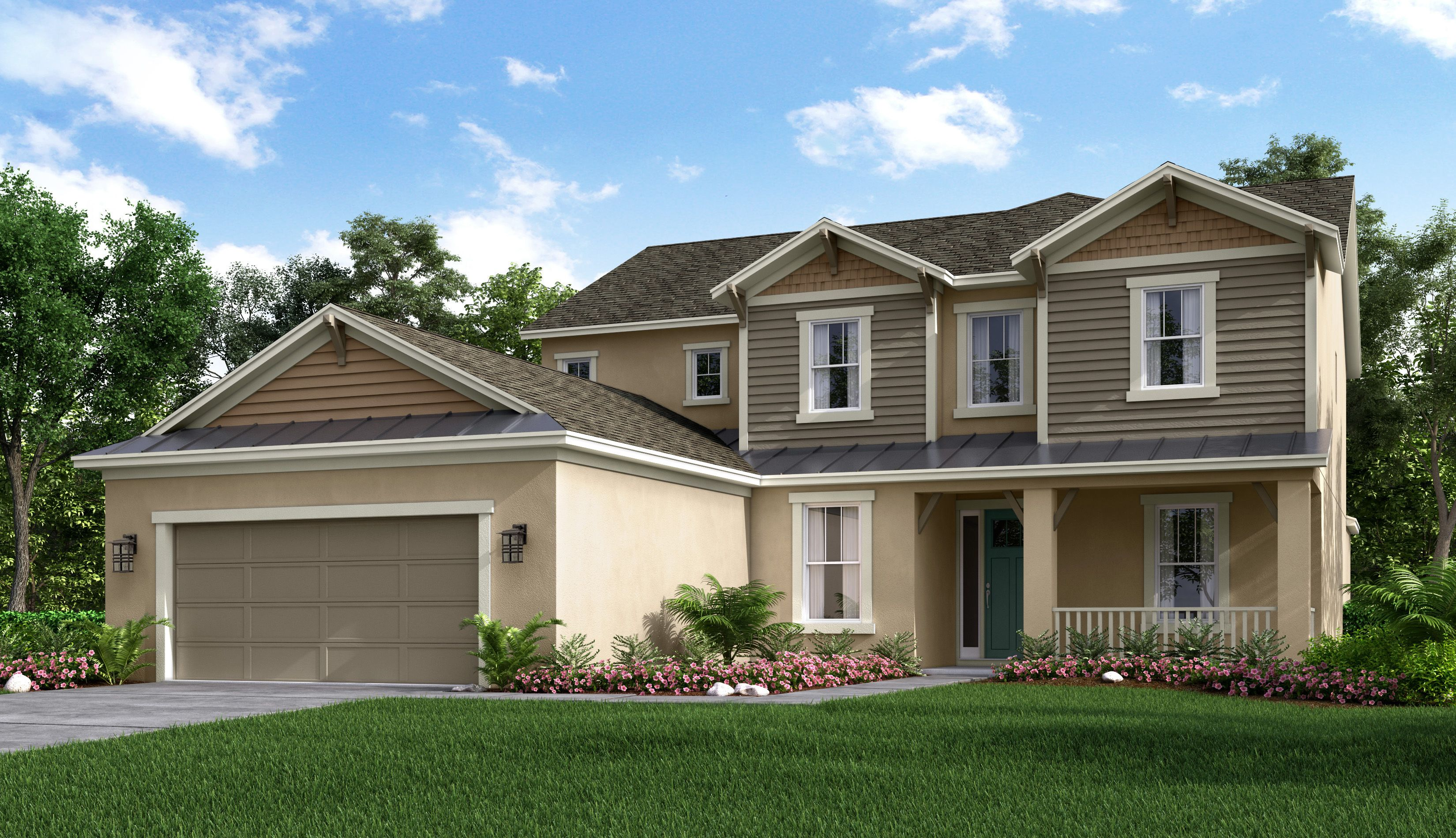 Exterior featured in the Sand Key By Taylor Morrison in Tampa-St. Petersburg, FL