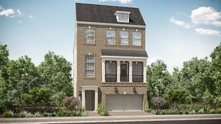 1351 - 3 Story - The Woodlands, the VUE at East Shore: The Woodlands, Texas - Darling  Homes
