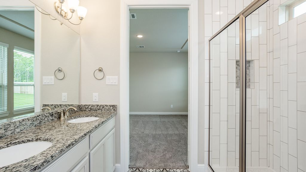 Bathroom featured in the Dahlia By Taylor Morrison in Houston, TX