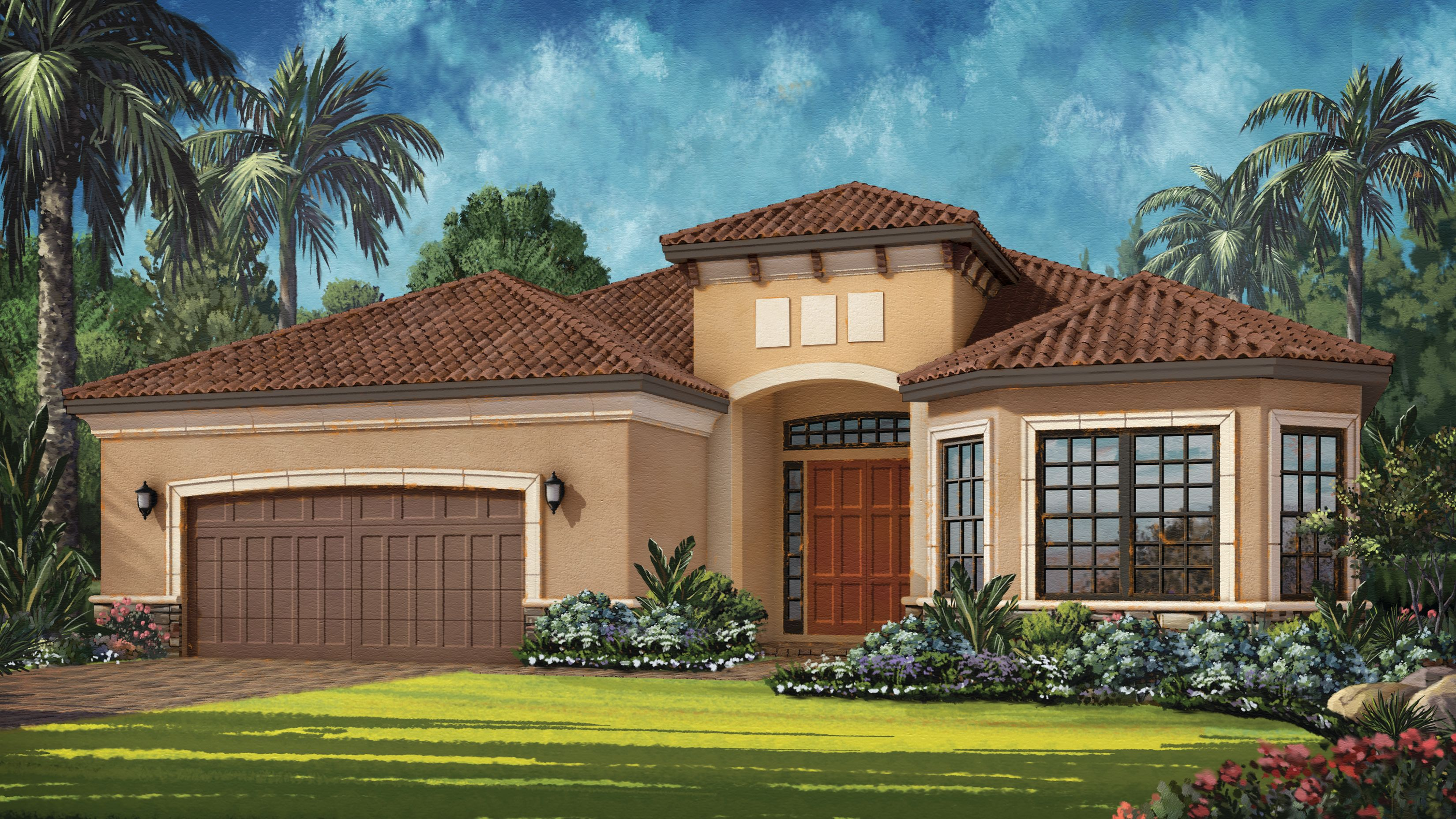 Exterior featured in the Pallazio By Taylor Morrison in Naples, FL