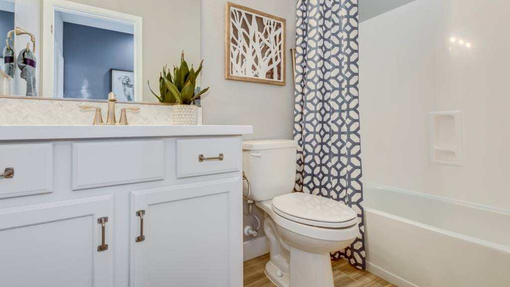 Bathroom featured in the Sterling II Plan By Taylor Morrison in Phoenix-Mesa, AZ