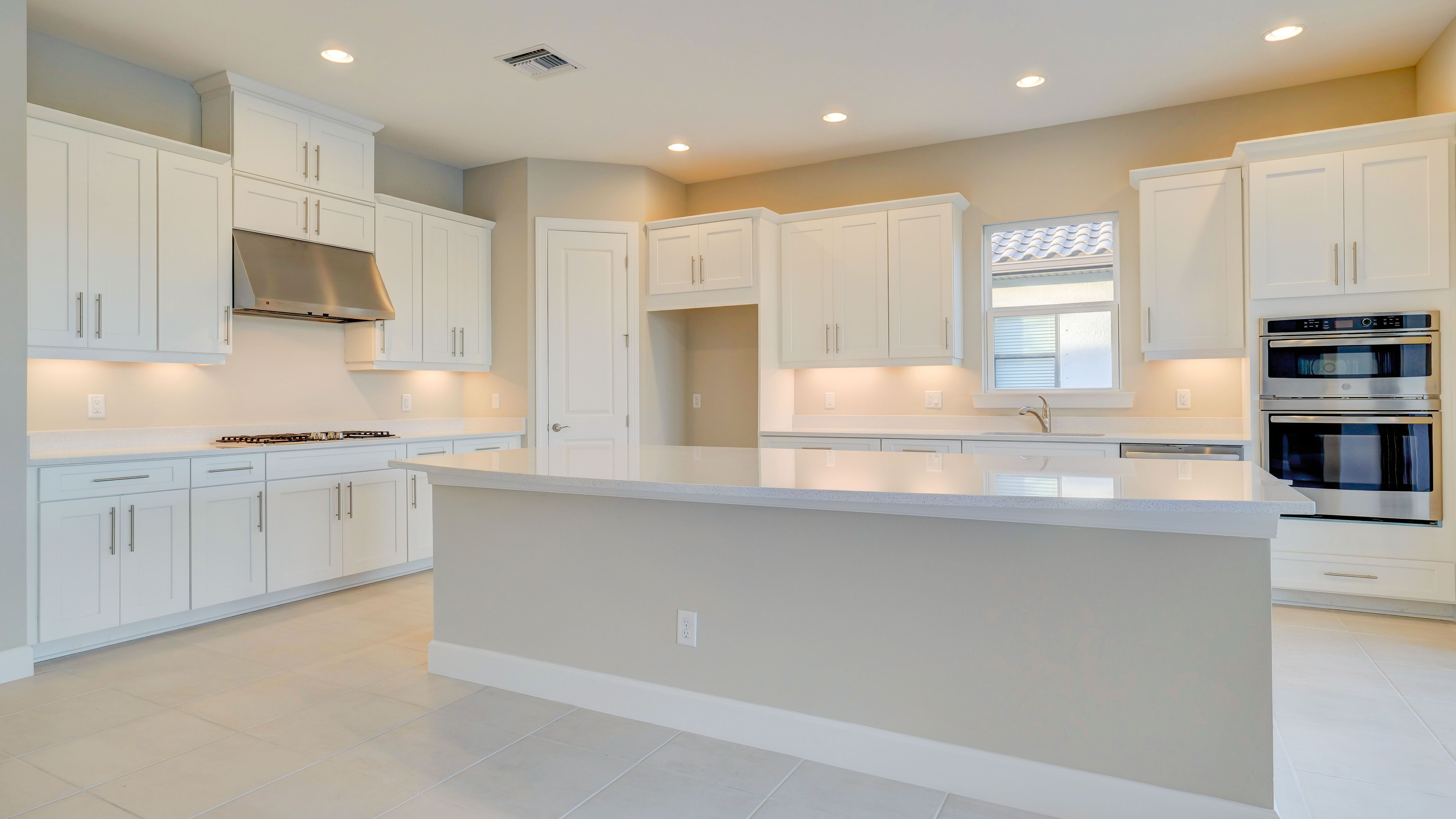 Kitchen featured in the Pallazio Plan By Taylor Morrison in Naples, FL