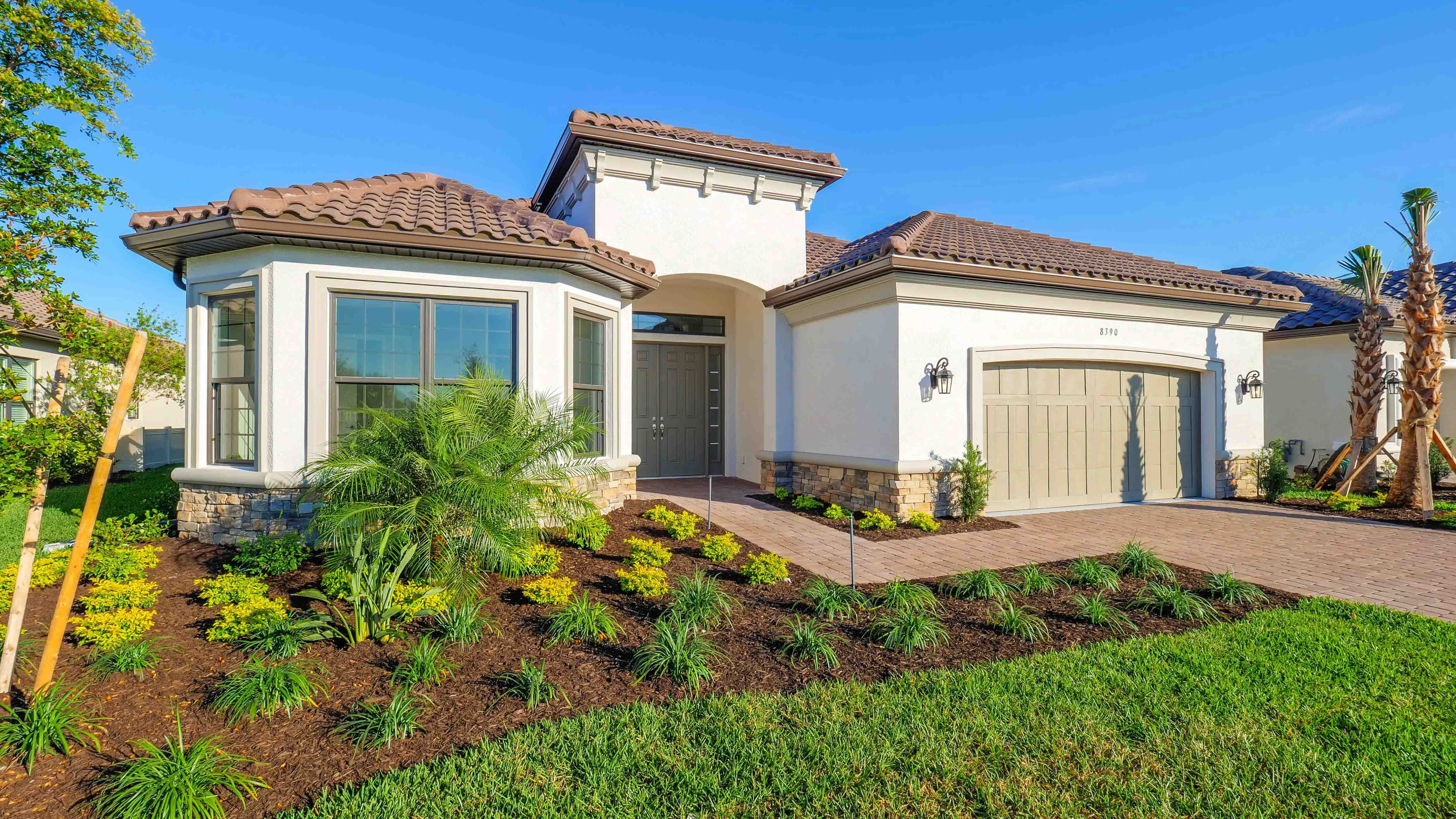 Exterior featured in the Pallazio Plan By Taylor Morrison in Naples, FL