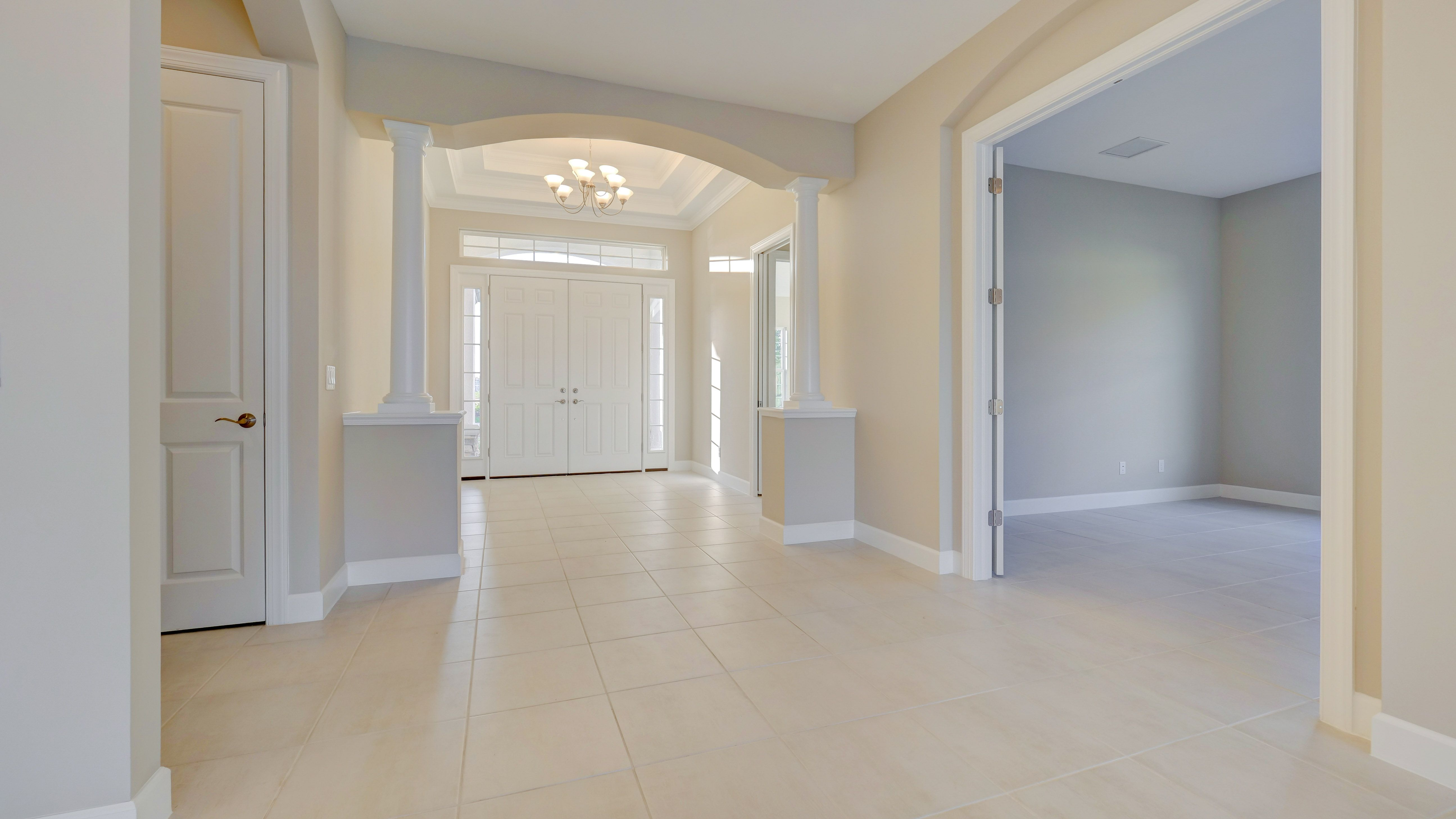 Living Area featured in the Pallazio Plan By Taylor Morrison in Naples, FL