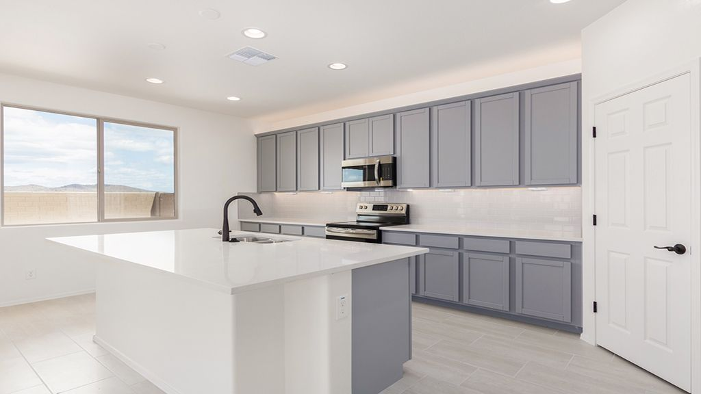 Kitchen featured in the 45-RM4 By Taylor Morrison in Phoenix-Mesa, AZ