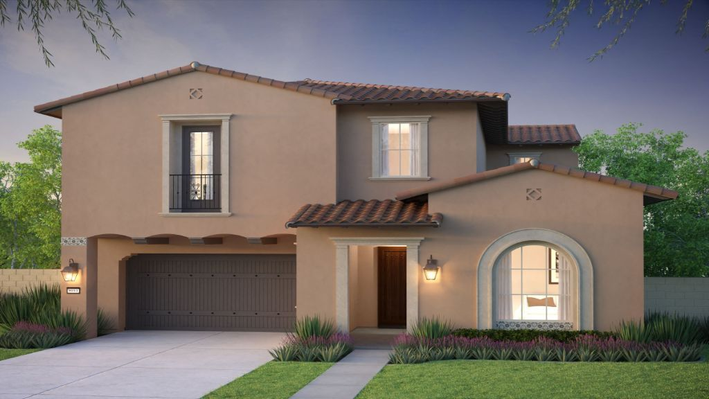 Exterior featured in the Plan 2 By Taylor Morrison in Orange County, CA