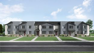Larkspur - The Alpine Collection at Altaira at High Point: Denver, Colorado - Taylor Morrison