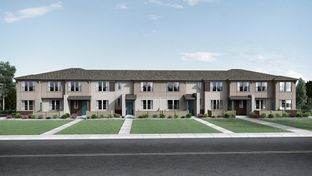 Willow - The Alpine Collection at Altaira at High Point: Denver, Colorado - Taylor Morrison