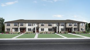 Clover - The Alpine Collection at Altaira at High Point: Denver, Colorado - Taylor Morrison
