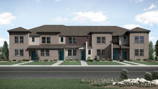Discovery - The Westerly Collection at Altaira at High Point: Denver, Colorado - Taylor Morrison