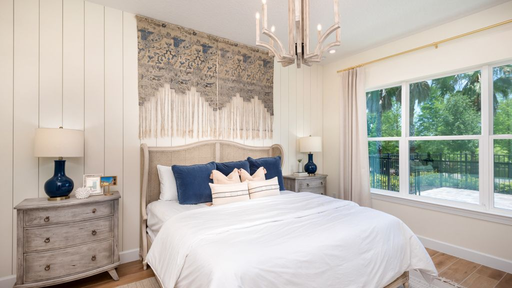 Bedroom featured in the Ambra By Taylor Morrison in Martin-St. Lucie-Okeechobee Counties, FL