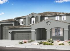Plan 55-RMRV3 - Fiesta at Rancho Mercado: Surprise, Arizona - Taylor Morrison
