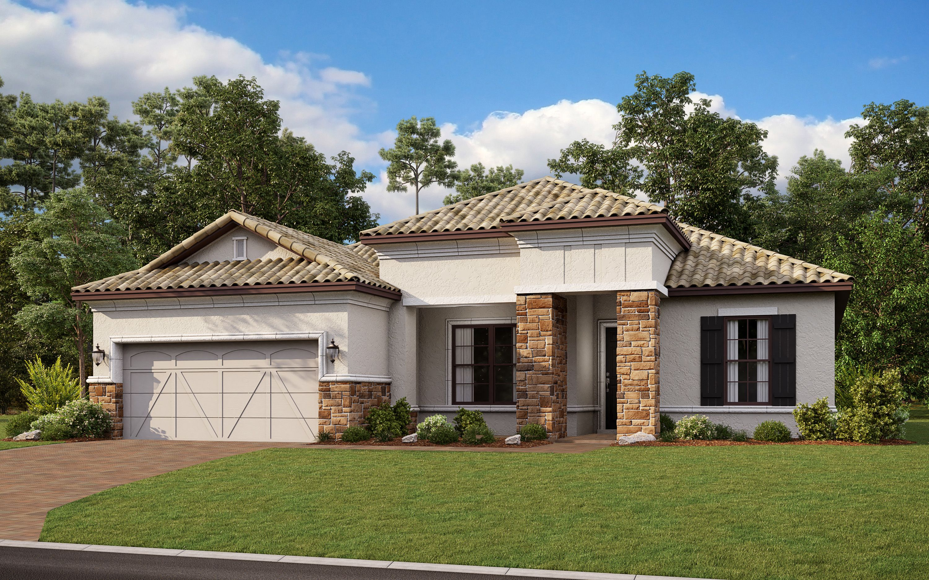 Exterior featured in the Ambra By Taylor Morrison in Naples, FL