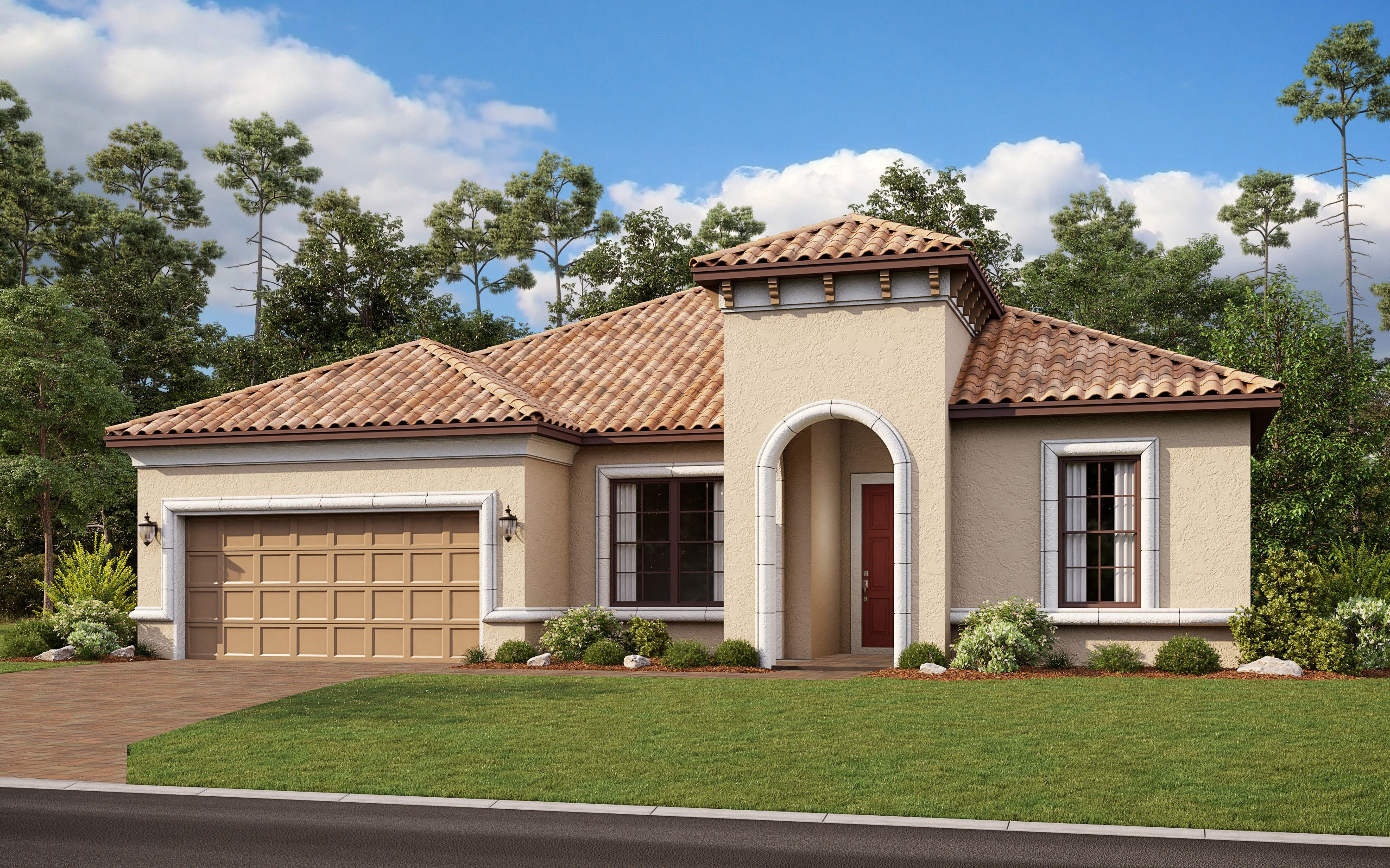 Exterior featured in the Letizia By Taylor Morrison in Naples, FL
