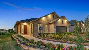Evergreen - Bonterra at Cross Creek Ranch 50s: Fulshear, Texas - Taylor Morrison