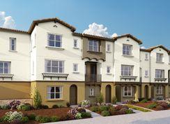 Condo Plan 6 - Elev8tion in Sunnyvale: Sunnyvale, California - Taylor Morrison