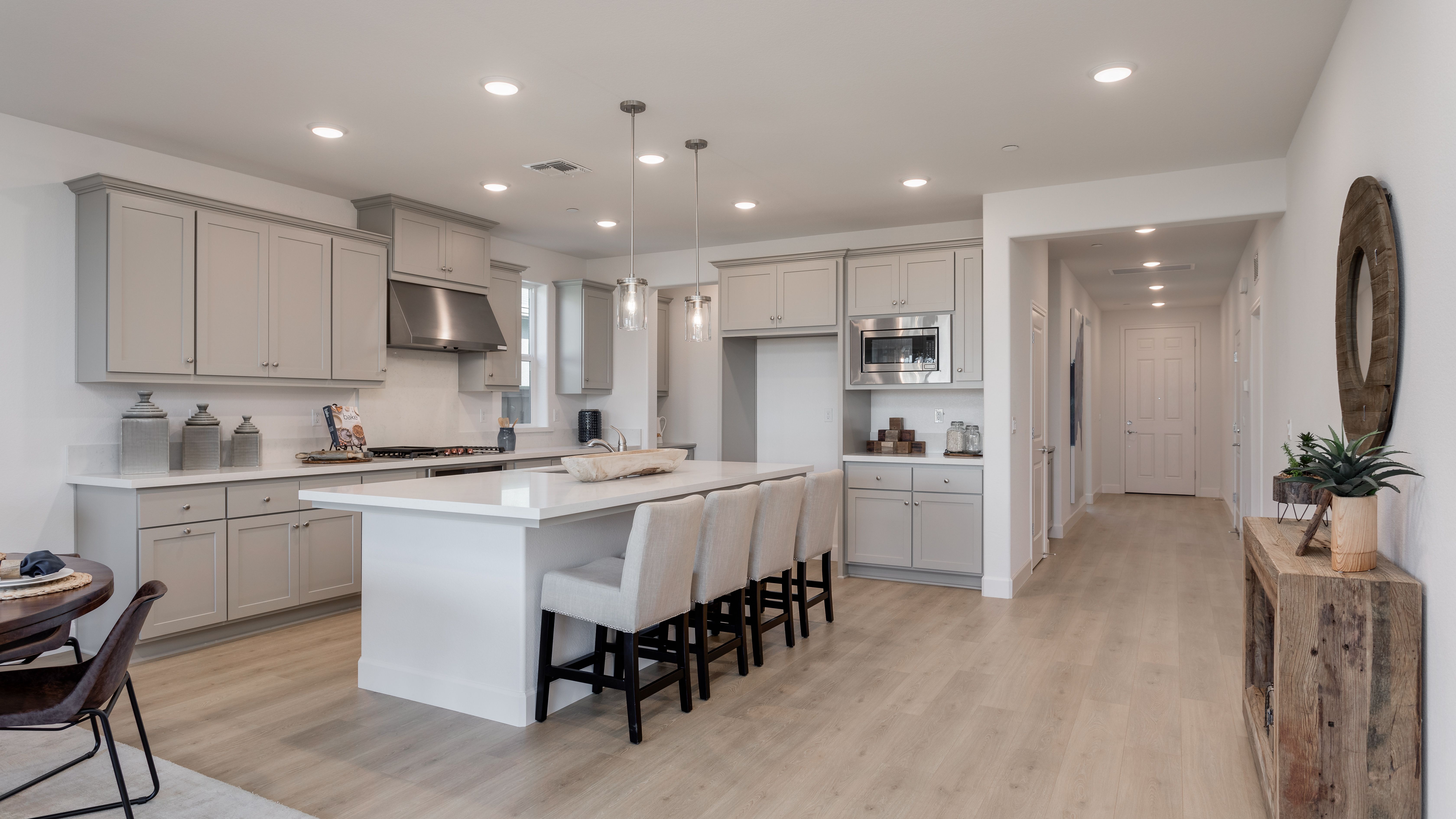 Kitchen featured in the Residence 6 By Taylor Morrison in Stockton-Lodi, CA
