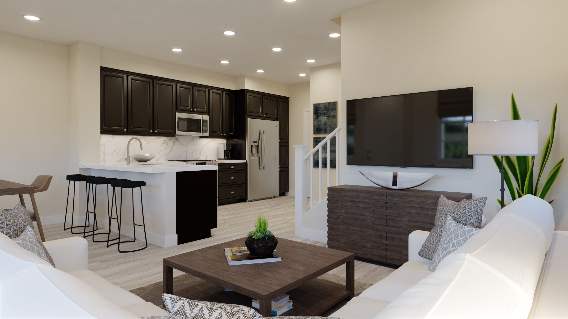 Living Area featured in the Residence 1 Pear Tree By Taylor Morrison in Vallejo-Napa, CA