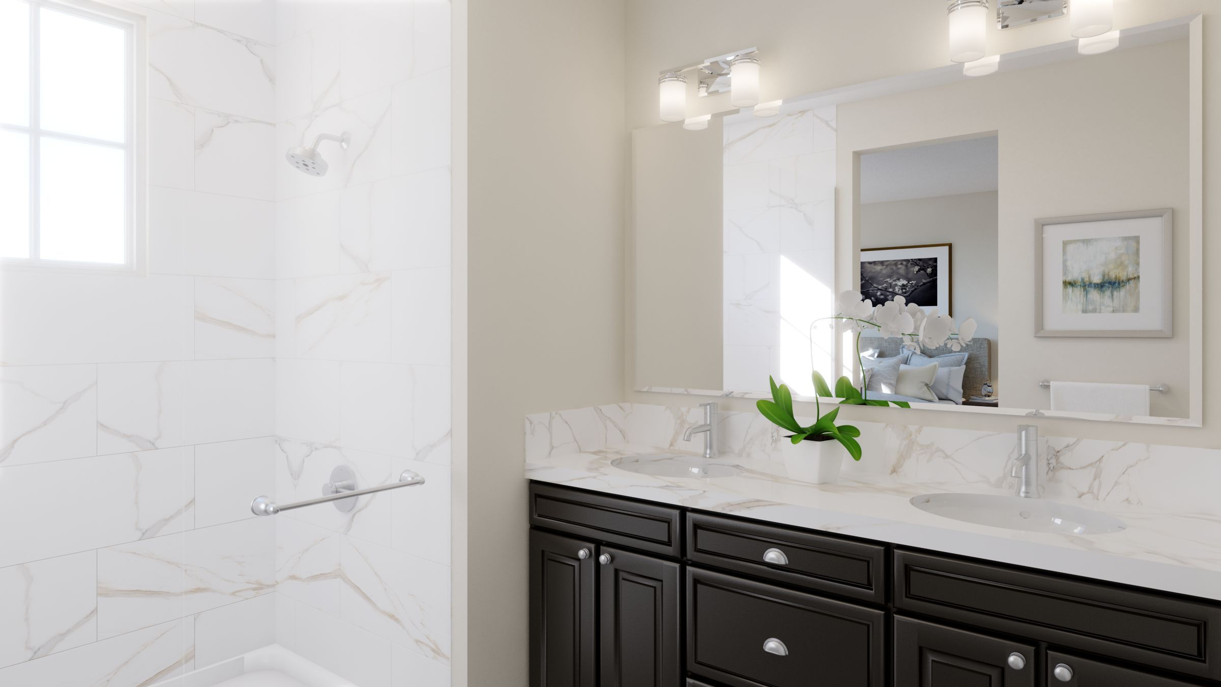 Bathroom featured in the Residence 1 Pear Tree By Taylor Morrison in Vallejo-Napa, CA