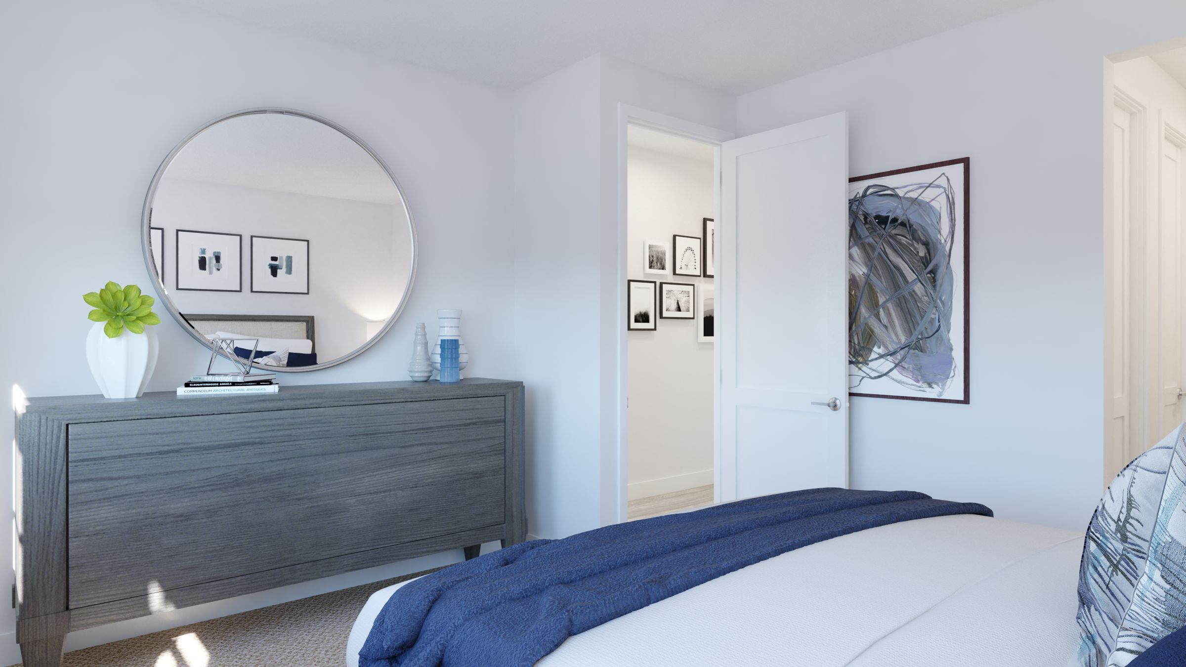 Bedroom featured in the Residence 3 Pear Tree By Taylor Morrison in Vallejo-Napa, CA