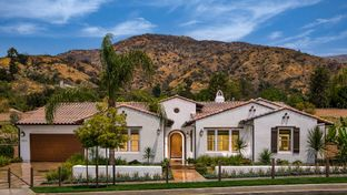 Residence 3 WLH - La Colina Estates: Glendora, California - Taylor Morrison